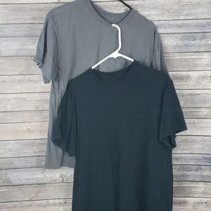 Mens tshirts Large